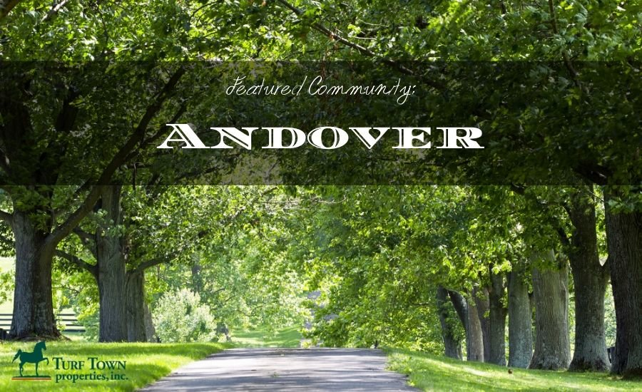 Andover, Lexington Kentucky